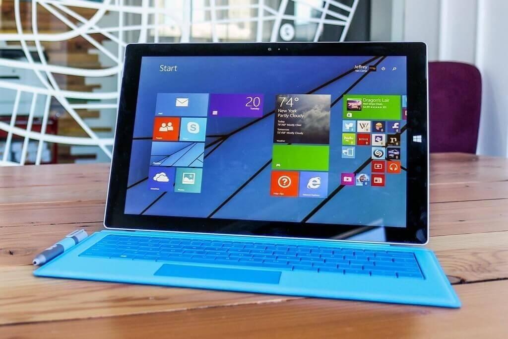 Microsoft Surface 3 poza 1