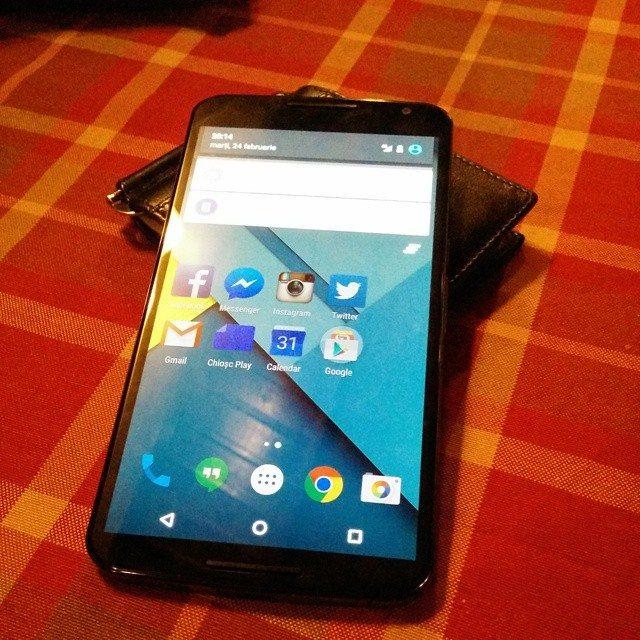 Mi-am luat Nexus 6 pana la urma