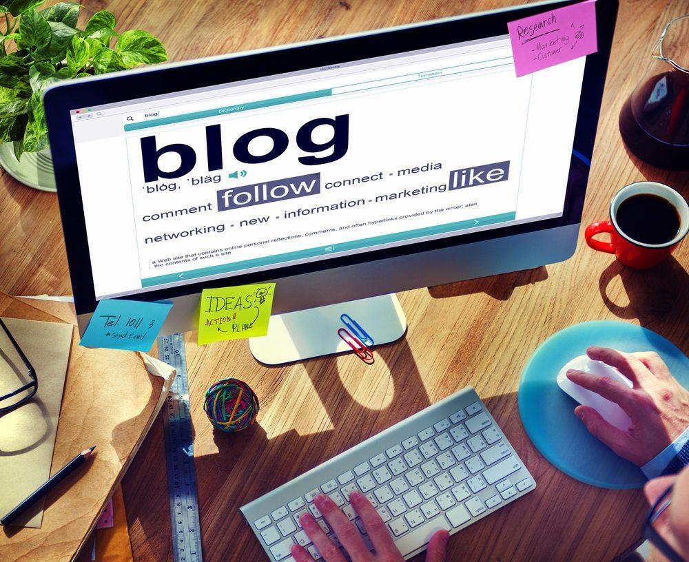 Cum se vede blogul?
