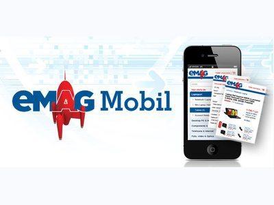 Aplicatia eMAG si afilierea