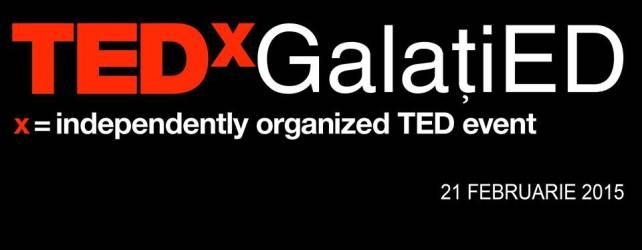 TEDx Galaţi ED