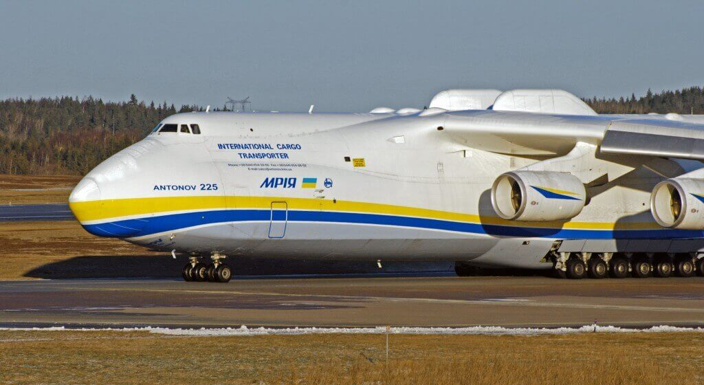 Hai sa va arat un avion mare