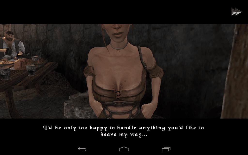 Recomandare joc Android: The Bard`s Tale