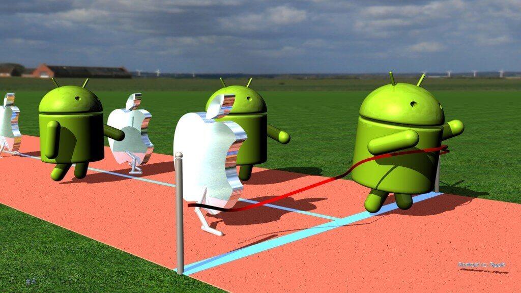 De ce iOS vs Android nu prea mai are farmec