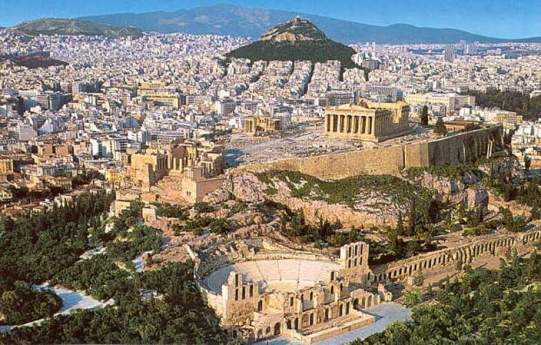 Ce merită văzut în Atena sau ce merită să știu despre Atena?