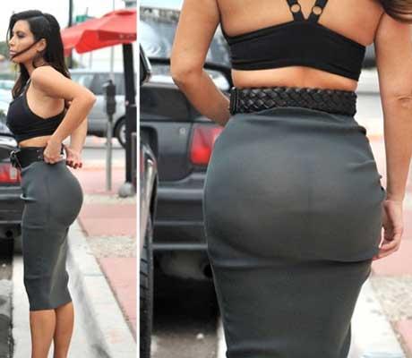 Gândiți-vă bine înainte să o luați pe Kim Kardashian drept exemplu