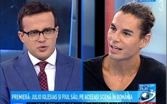 Julio Iglesias Junior a fost manipulat la Antena 3