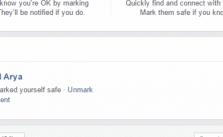 Safe in Nepal Facebook