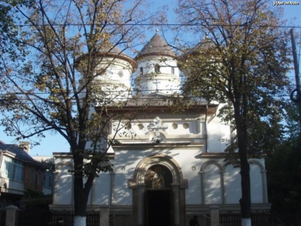 Galați: Evitați zona Bisericii Sfântul Vasile în jurul orei 13:00