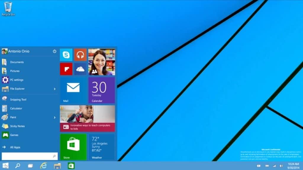 Abia aștept Windows 10