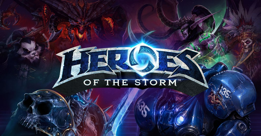 Am jucat Heroes Of The Storm