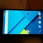 Vând un Nexus 6 cu ecran crăpat