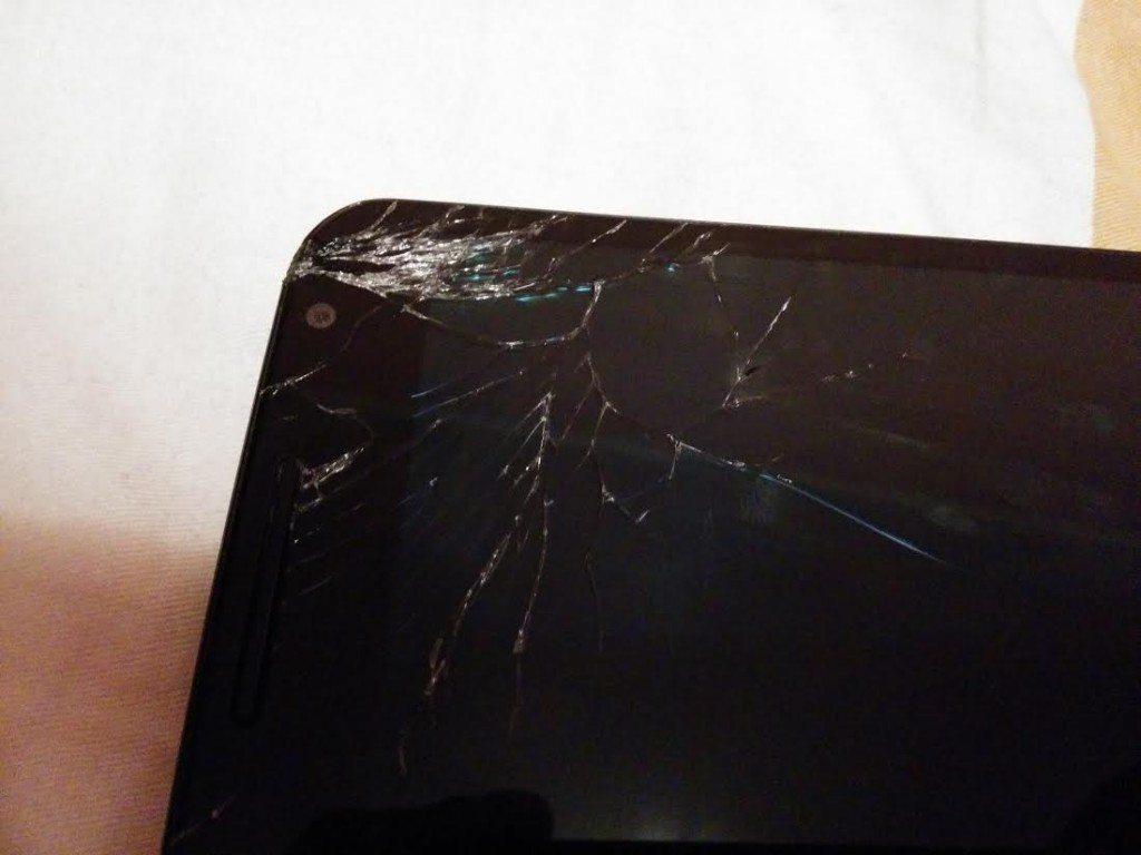 Nexus 6 ecran crapat 3