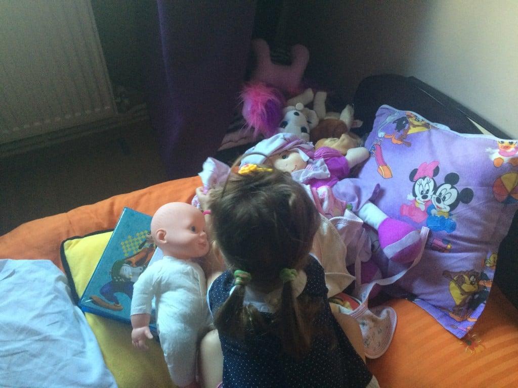 Cum faci curățenie printre jucăriile copilului?