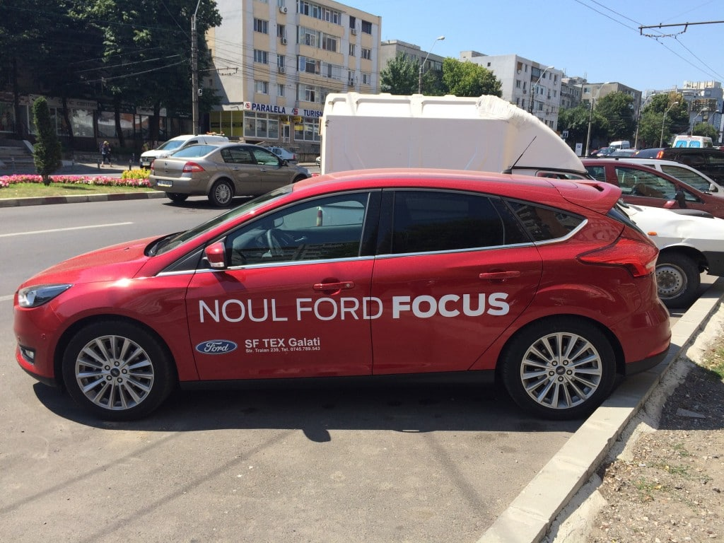 Noul Ford Focus 2015 poza 2