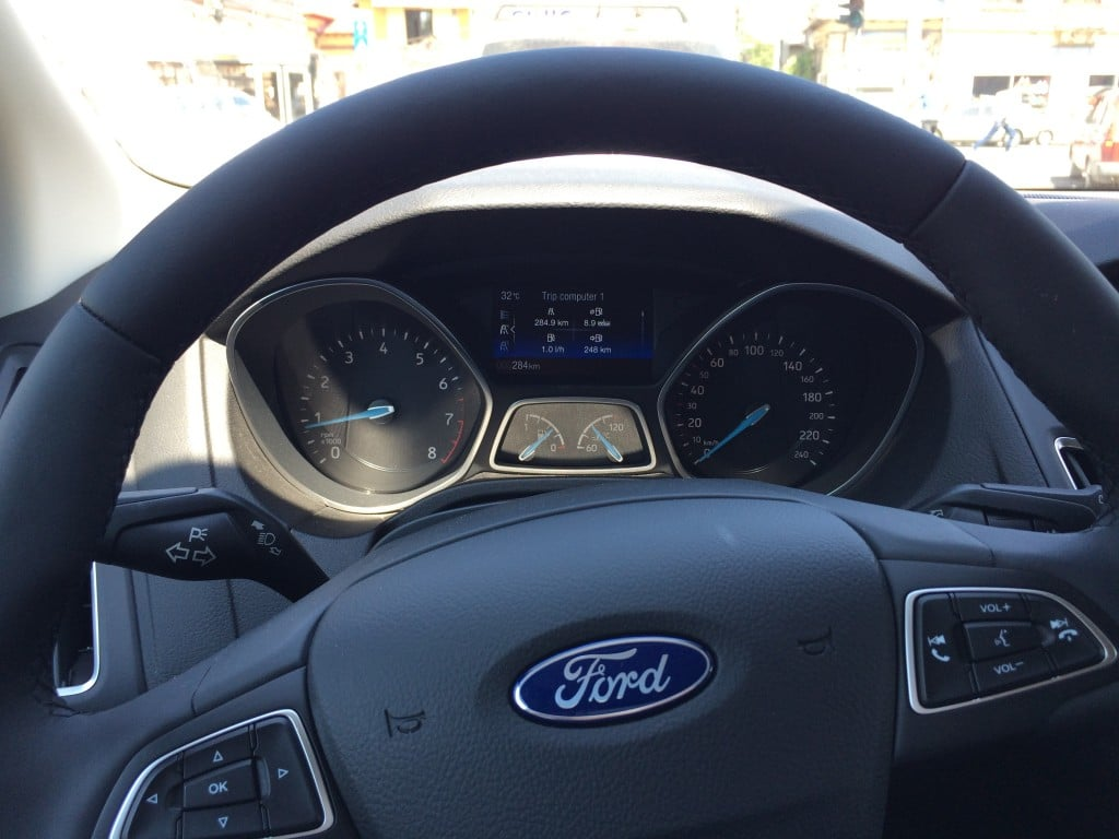 Noul Ford Focus 2015 poza 4