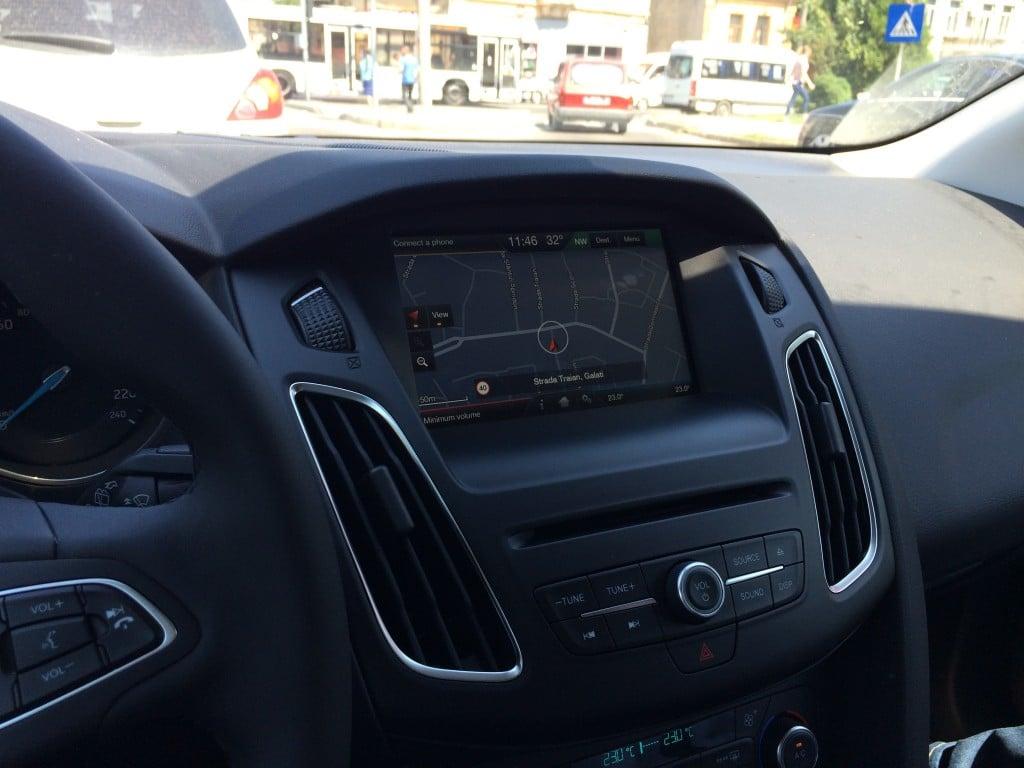 Noul Ford Focus 2015 poza 5