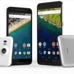 Google a lansat Nexus 5X și Nexus 6P
