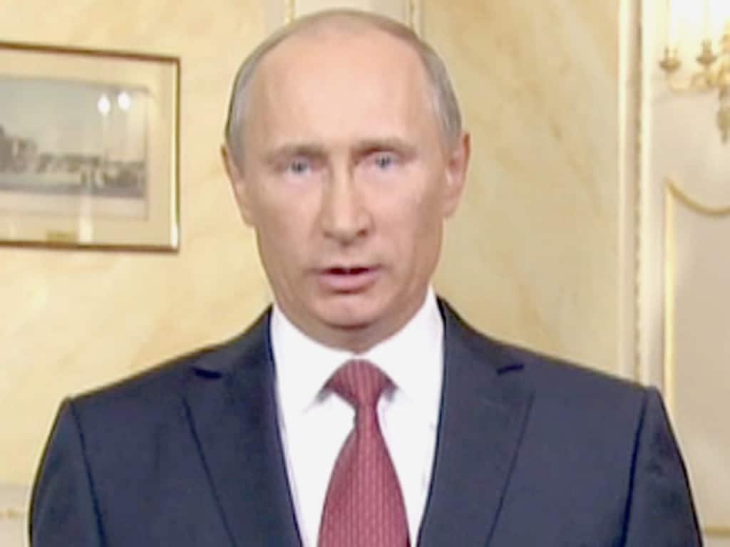 Băi, voi l-ați auzit vreodată pe Putin vorbind engleză?