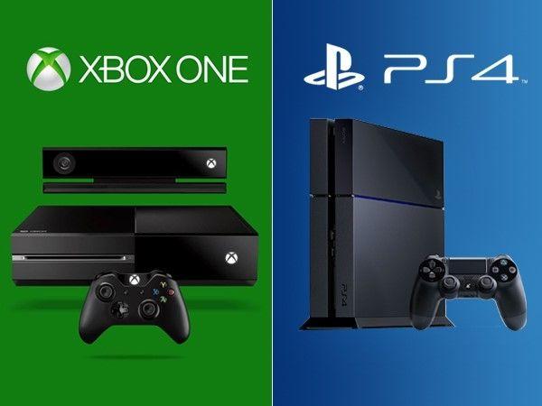 PS 4 sau XBOX One?