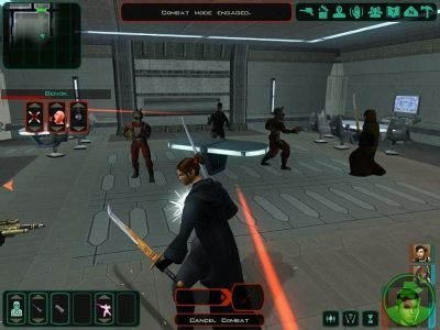 M-am apucat de Star Wars Knights of the Old Republic II: The Sith Lords