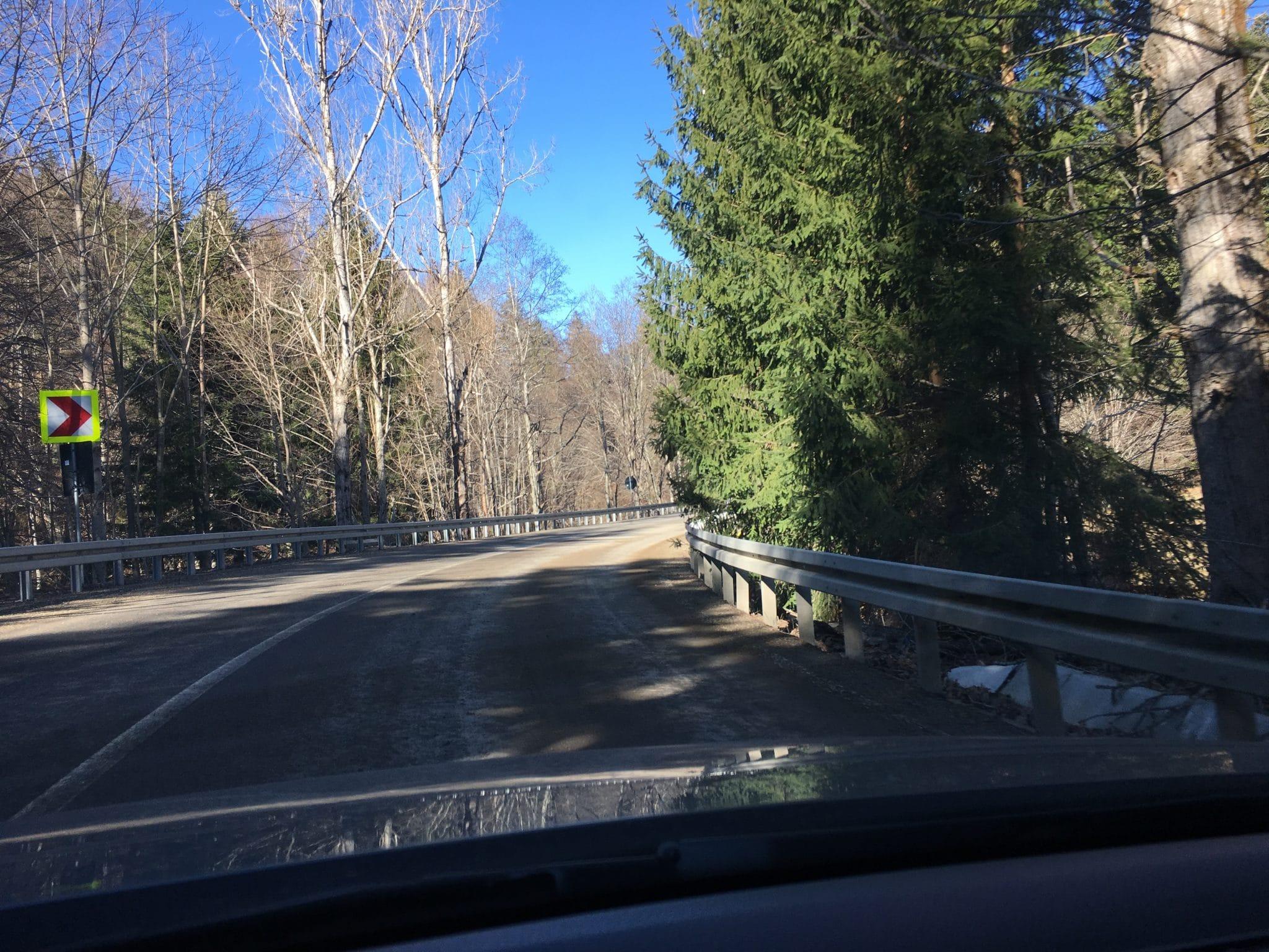 Atenție la două chestii pe ruta Focșani – Lepșa – Ojdula – Târgu Secuiesc