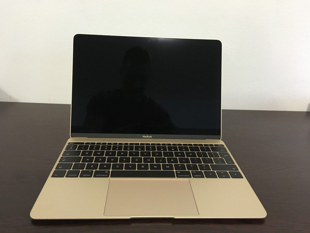 MacBook 12 inchi