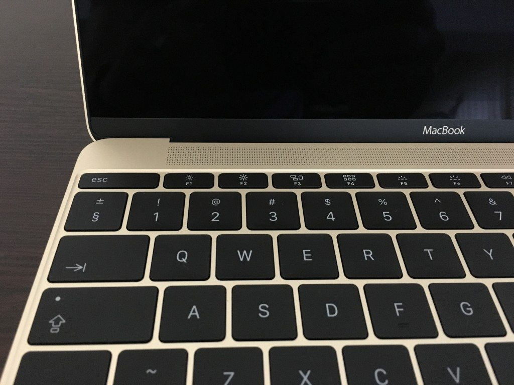 Tastatura MacBook 12