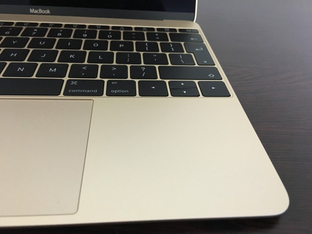 MacBook 12 Gold