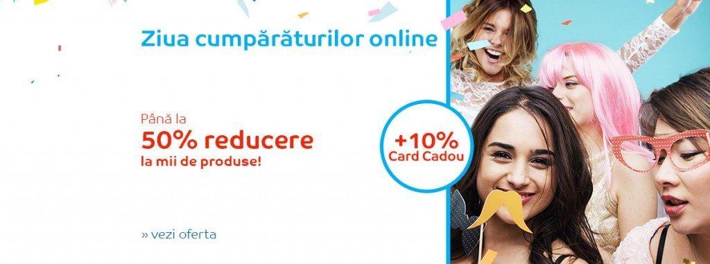 Ziua cumparaturilor online