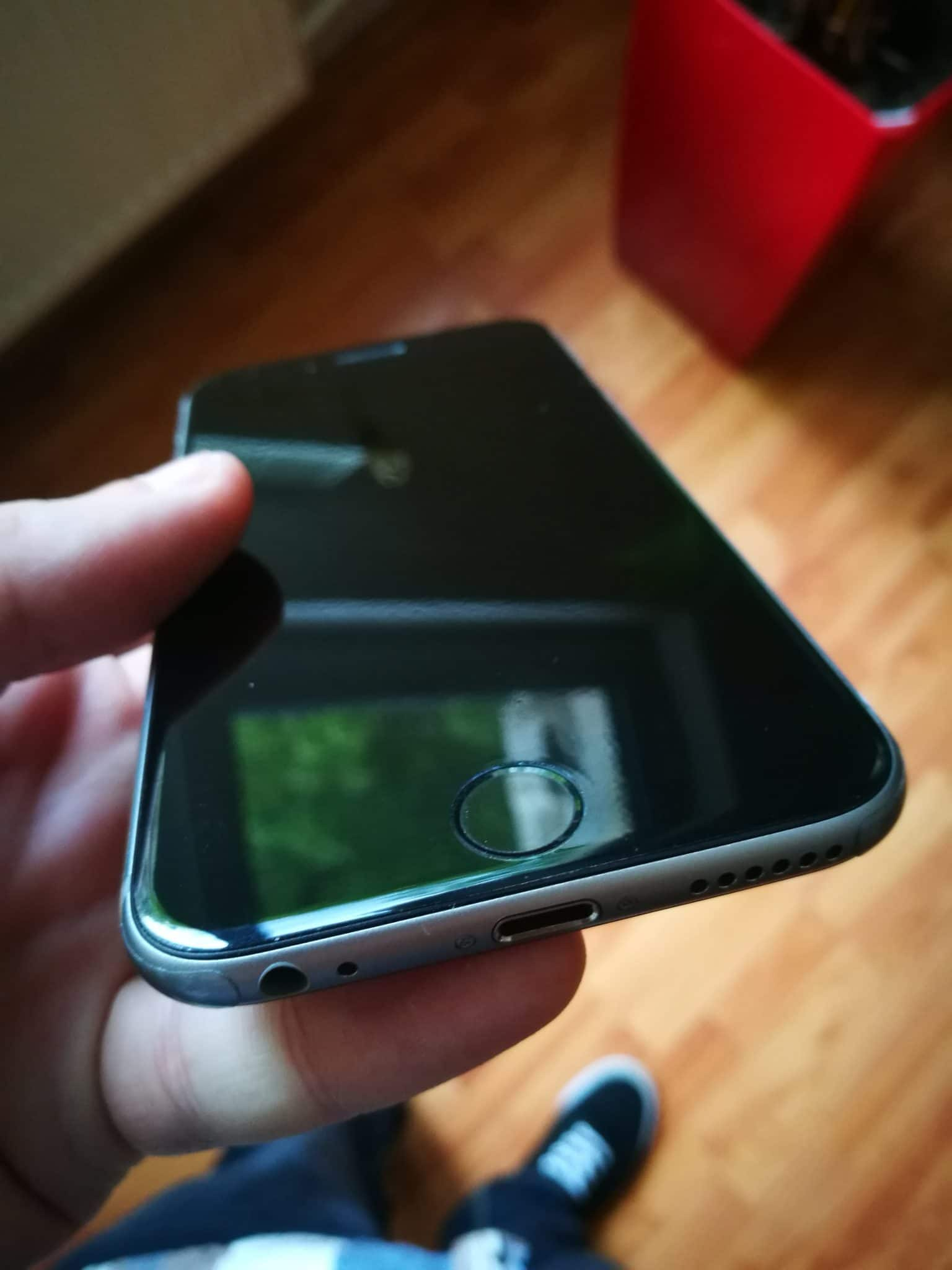 Mi-am luat folie de la iShield pentru iPhone 6S