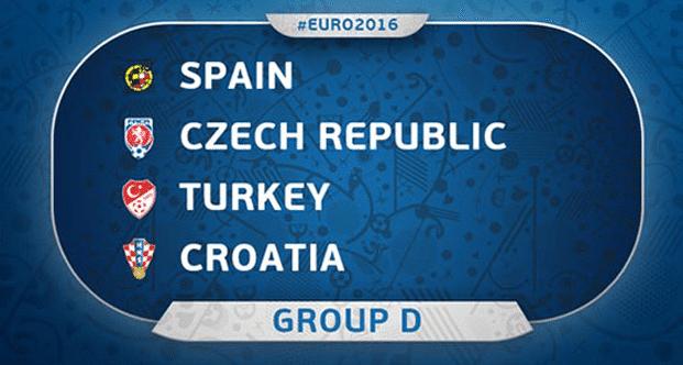 Euro 2016 – Grupa D: analizele meciurilor si pariuri interesante