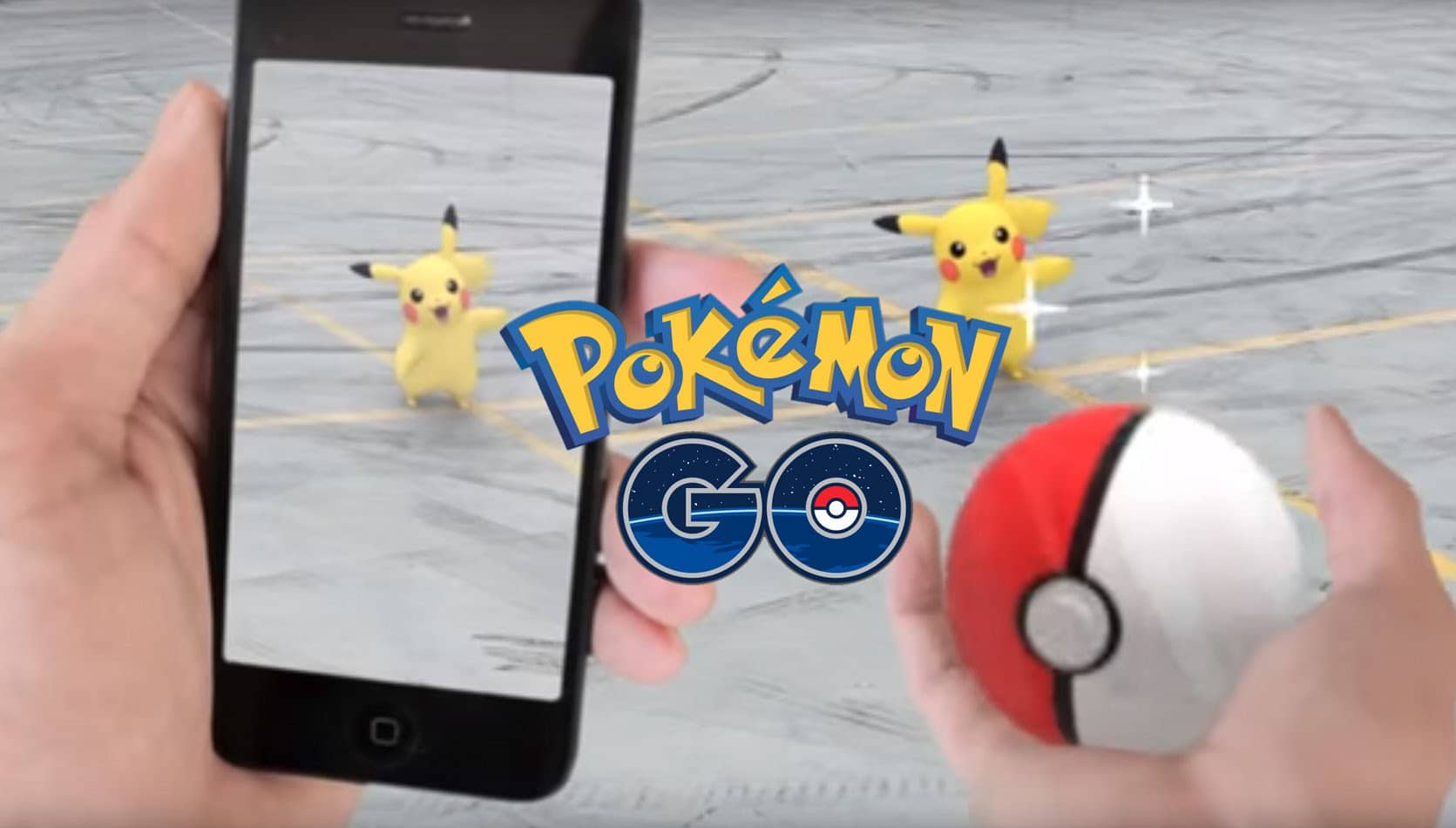 Pokemon Go oficial in Romania