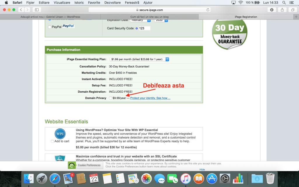 Debifeaza Domain Privacy