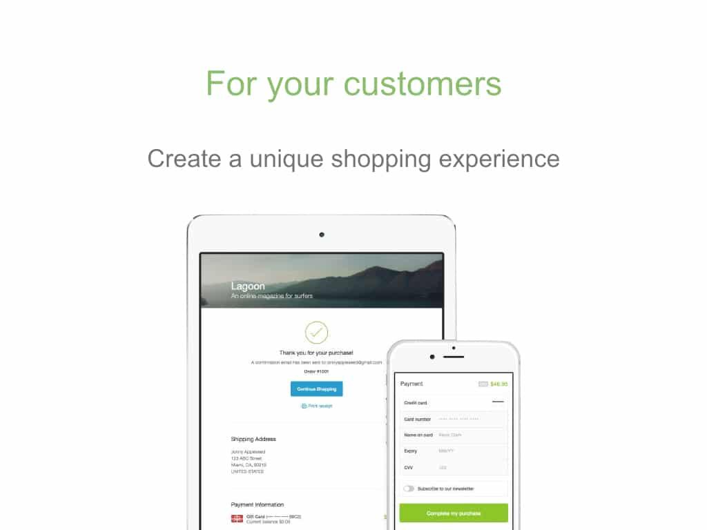 Shopify, o platformă faină pentru creat magazine online