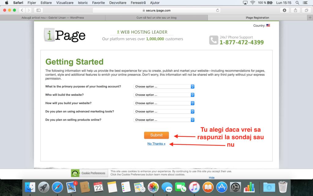 Sondaj iPage