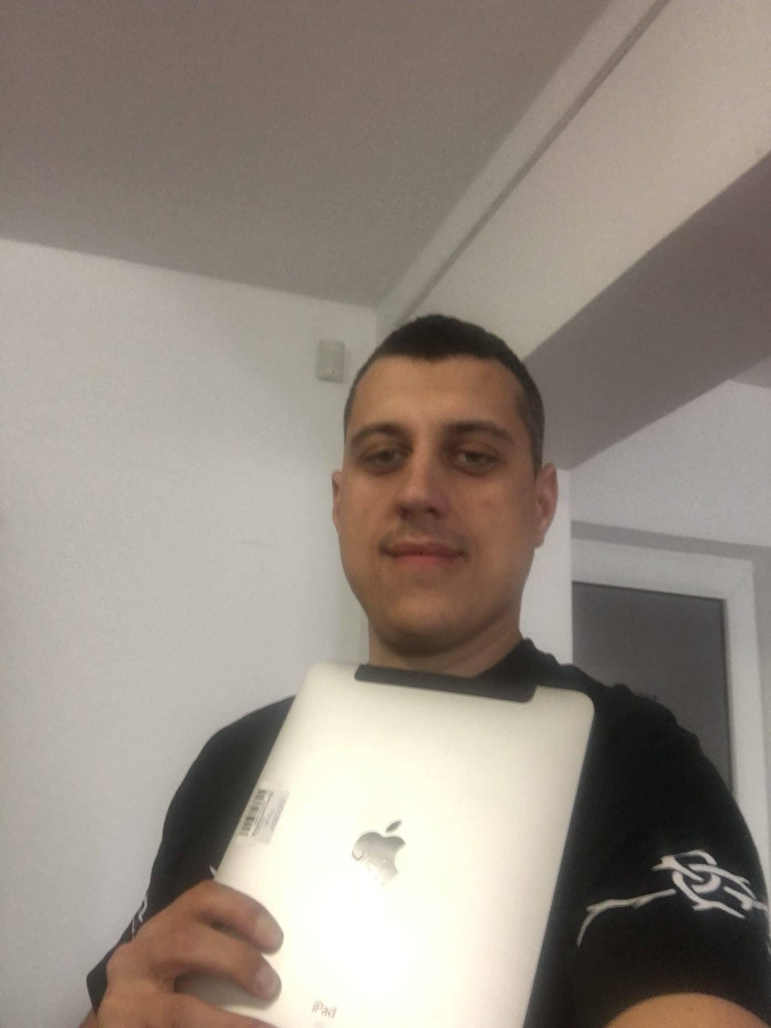 Giveaway iPad 1