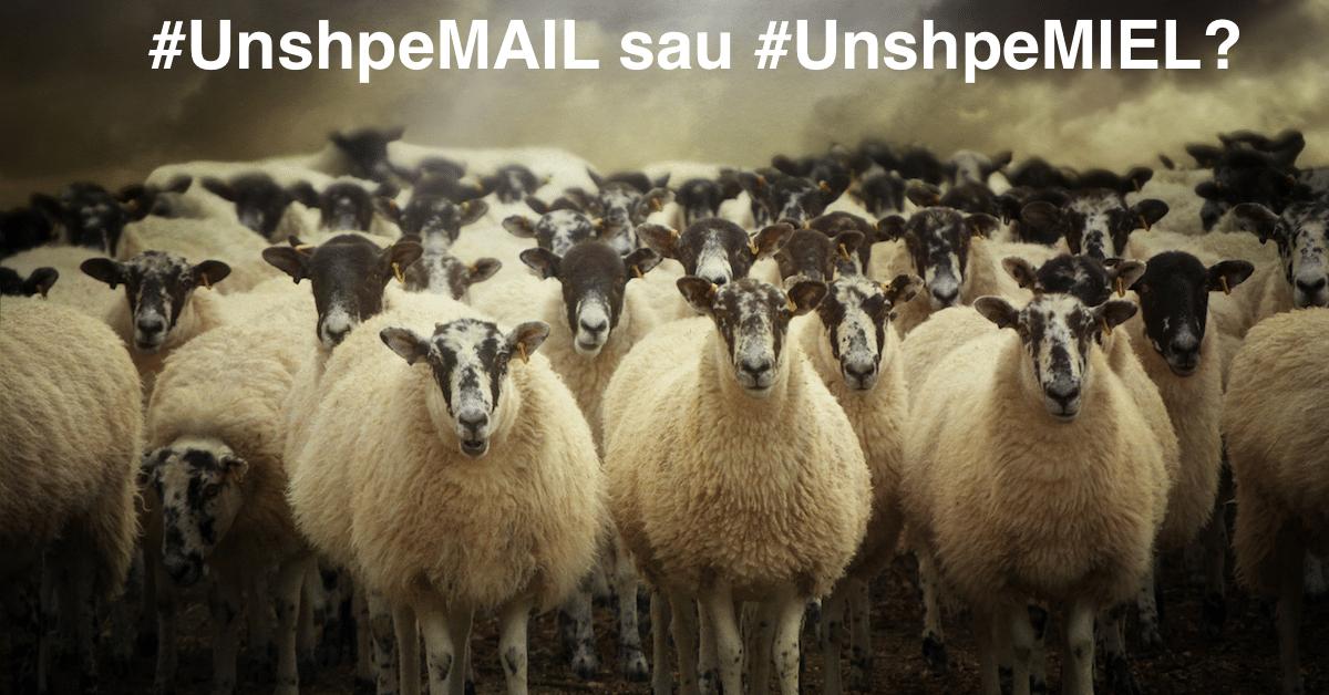 Ce e acest #UnshpeMail?