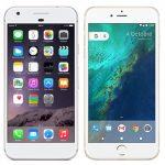 Google a lansat telefoanele Pixel