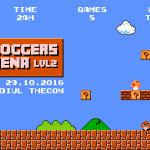 Hai să jucăm niște jocuri sâmbătă la Bloggers Arena Galați 2