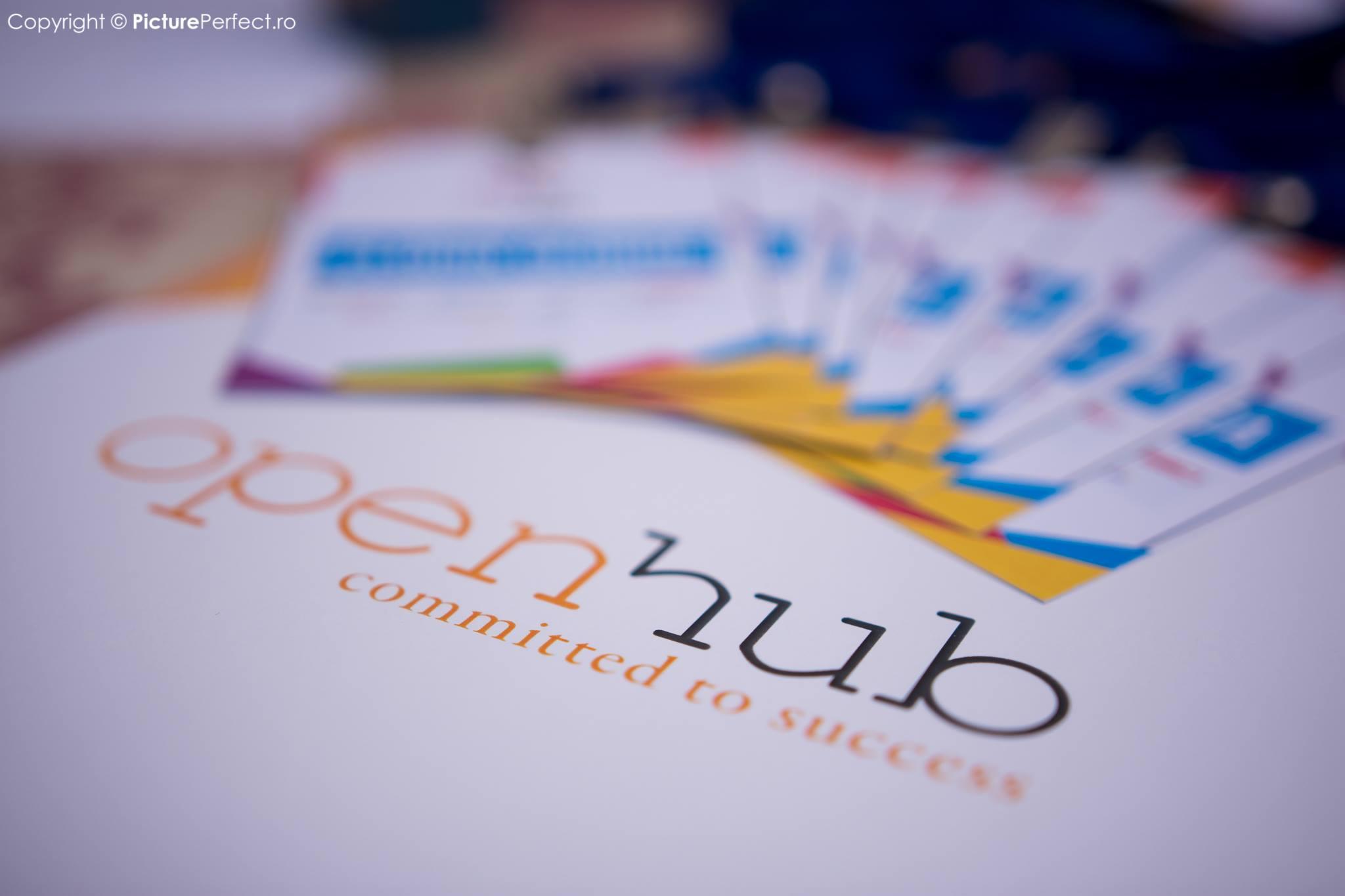 Pe 8 decembrie, ne vedem în Galați la Openhub Blog Me Up