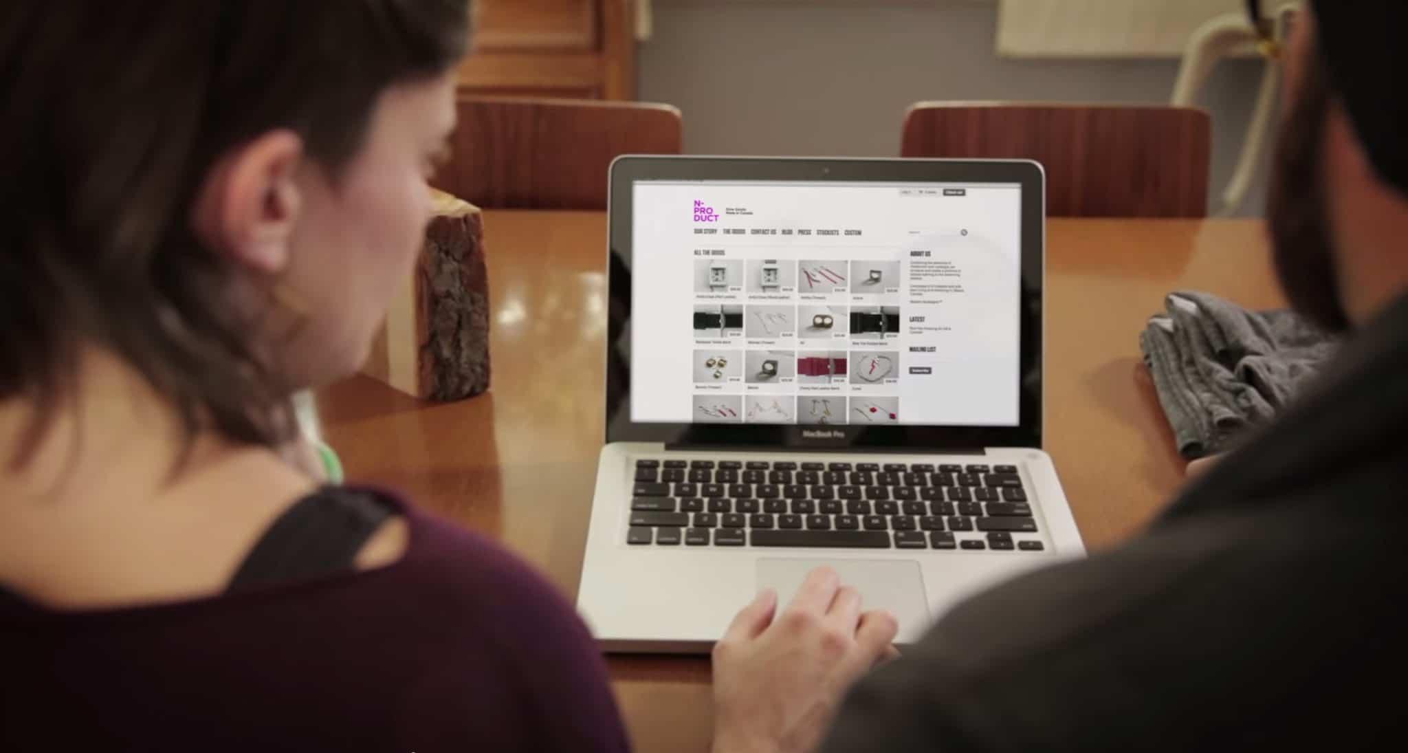 Magazin online cu Shopify