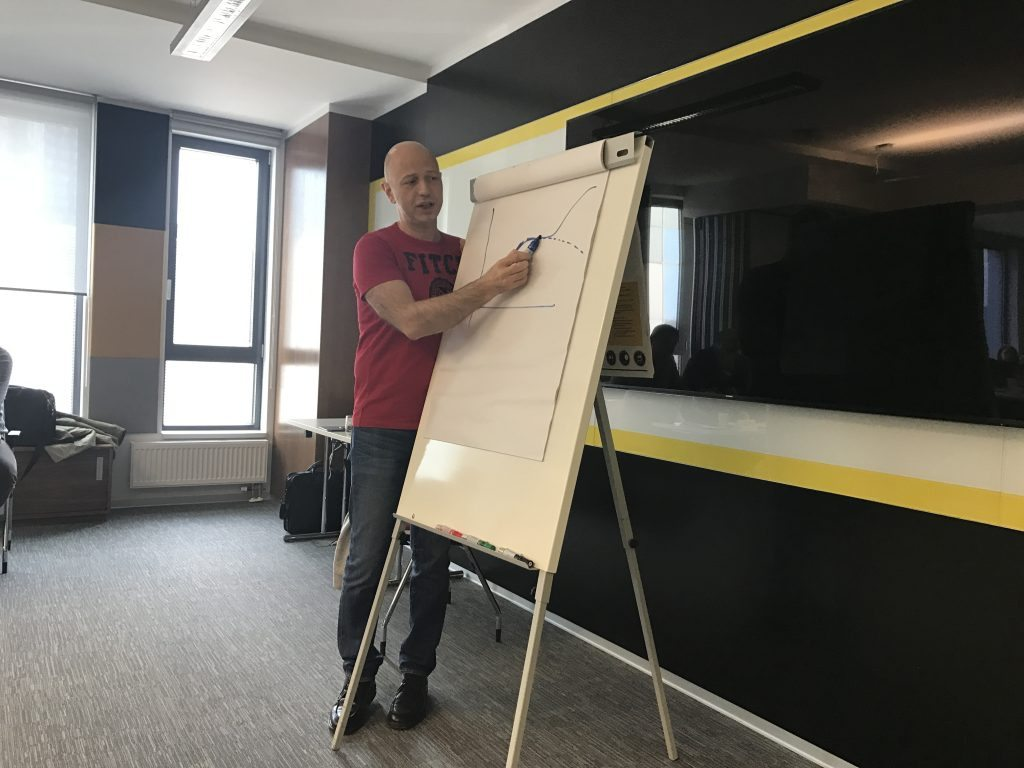 Radu este fondator la Gecad Ventures.