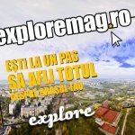 Îmi place cum arată noul site al Revistei Explore
