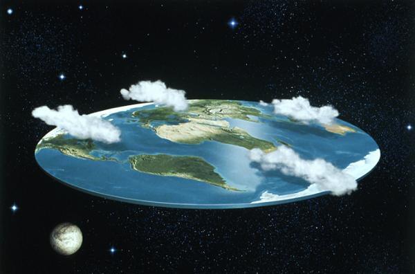 The Flat Earth Society: O chestie simplă pentru cei care încă mai cred că Pământul e plat