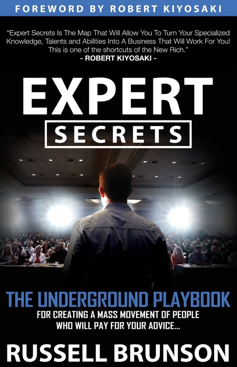 Carte Experts Secrets