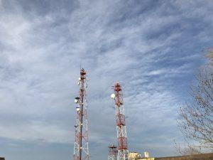 Radarele de la Sfantu Gheorghe