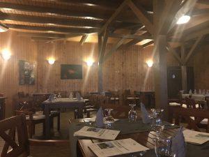 Restaurant etajul 1 Green Village
