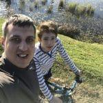 Cu bicicleta prin Delta
