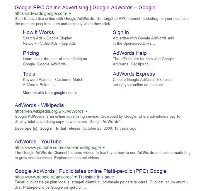 Optimizare SEO vs. Google Adwords: diferențe, costuri, rentabilitate